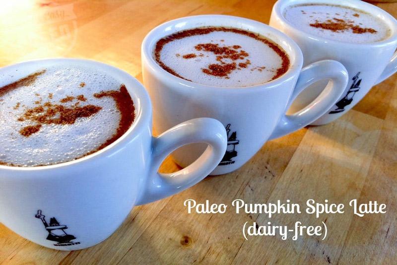 Paleo Pumpkin Spice Latte Recipe | stephgaudreau.com