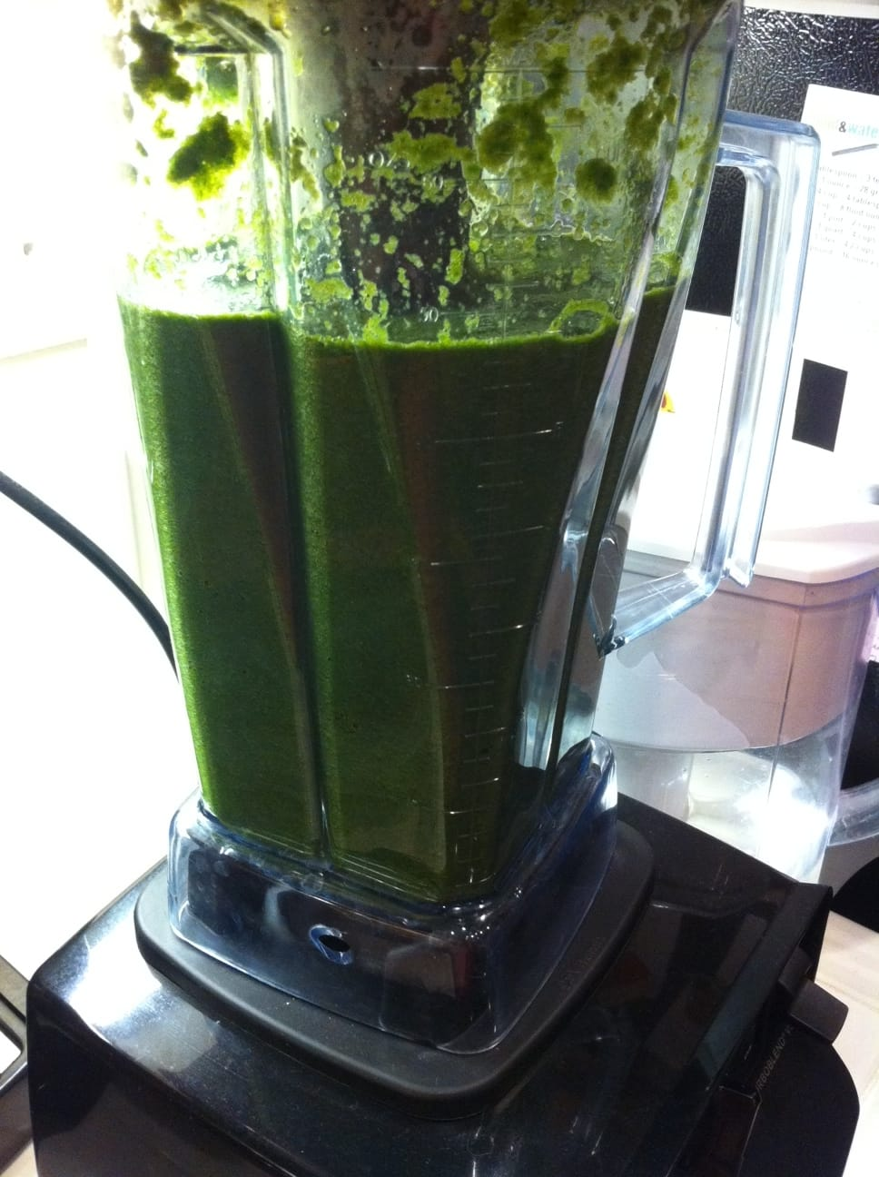 Nourishing Green Smoothie | stephgaudreau.com