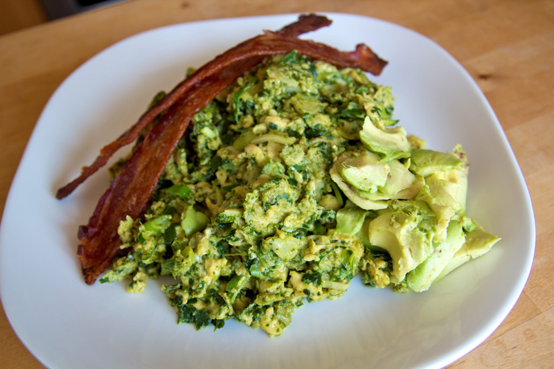 Green Eggs & Bacon | stephgaudreau.com