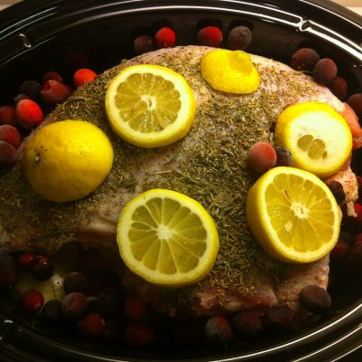 Crock Pot Turkey Breast | stephgaudreau.com
