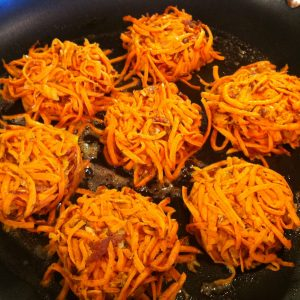 Sweet Potato Rosti | stephgaudreau.com