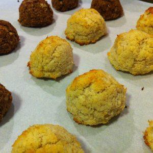 Coconut Macaroons Two Ways   stephgaudreau.com