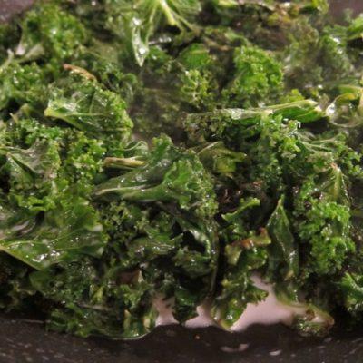Paleo Creamed Kale