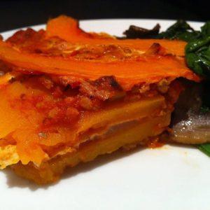 Paleo Butternut Squash Lasagna | stephgaudreau.com