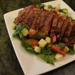 Cinco de Mayo Steak Salad | stupideasypaleo.com