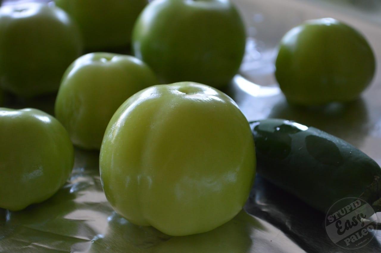 Roasted Salsa Verde | stephgaudreau.com
