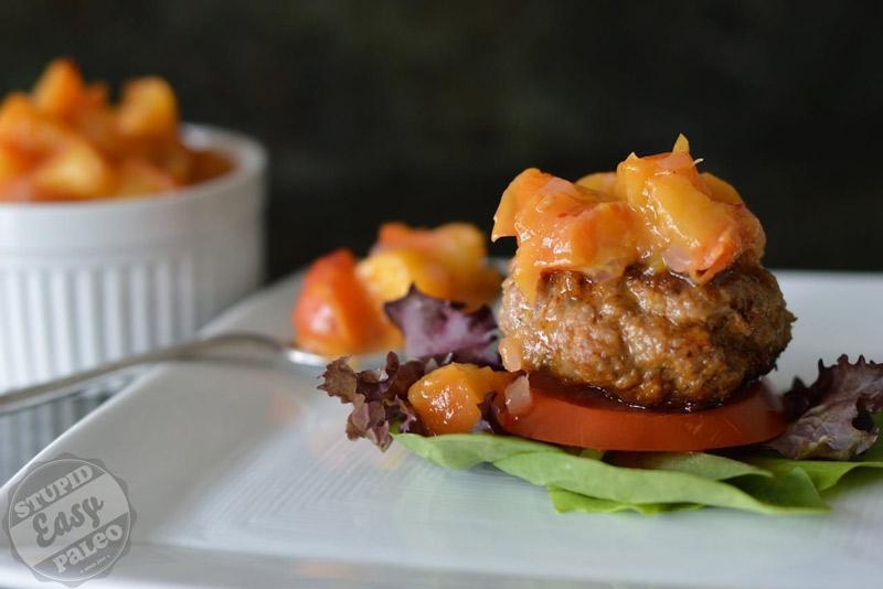 Coconut Wild Boar Burger | stephgaudreau.com