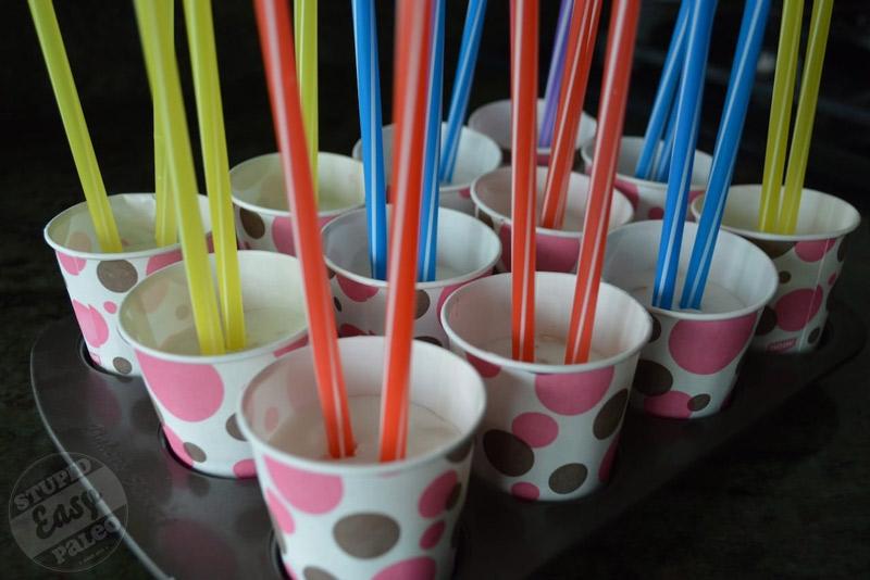 Paleo Rocket Popsicles | stupideasypaleo.com