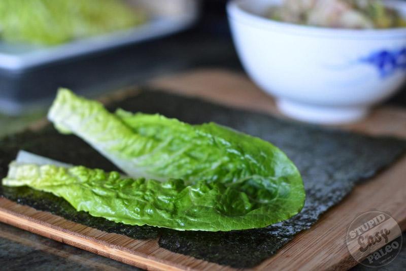 Ahi Tuna Salad | stephgaudreau.com