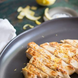 Easy Pan-Fried Lemon Chicken | stephgaudreau.com