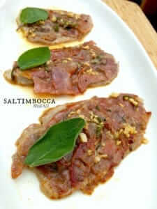 Saltimbocca title | Popular Paleo