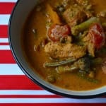 Crock Pot Chicken Yellow Curry Soup | StupidEasyPaleo.com