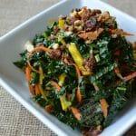 Crunchy Kale Salad | stupideasypaleo.com
