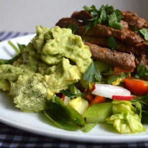Citrus-Garlic Marinated Steak | stephgaudreau.com