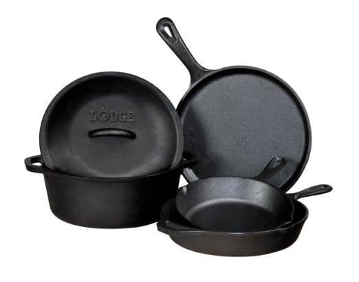 Paleo Holiday Gift Idea Cast Iron Pots | StupidEasyPaleo.com