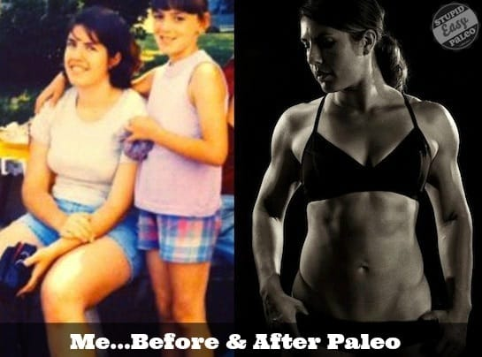 before & after paleo 6