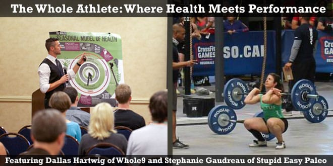 Whole Athlete Seminar