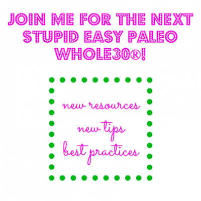 Stupid Easy Paleo Guide to Clean-Eating Challenges | stephgaudreau.com