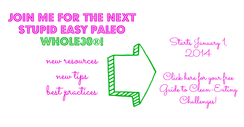 Stupid Easy Paleo Guide to Clean-Eating Challenges | stupideasypaleo.com