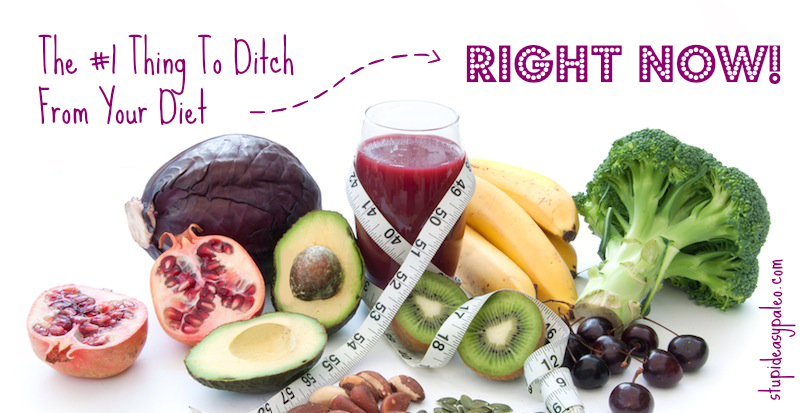 The #1 Thing To Ditch From Your Diet Right Now | stephgaudreau.com