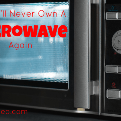 Why I'll Never Own a Microwave Again | stephgaudreau.com