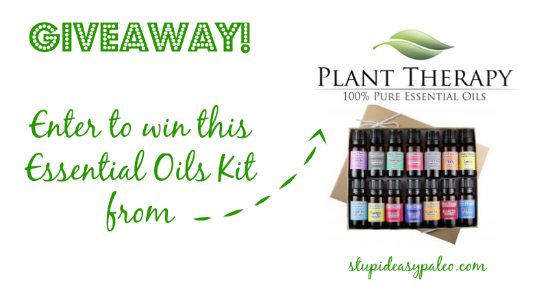 Plant Therapy Essential Oils Kit Giveaway | stephgaudreau.com