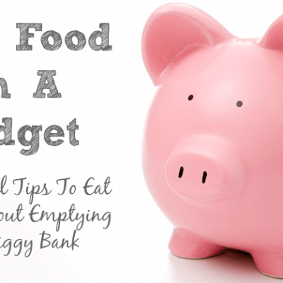 Real Food On A Budget | stephgaudreau.com