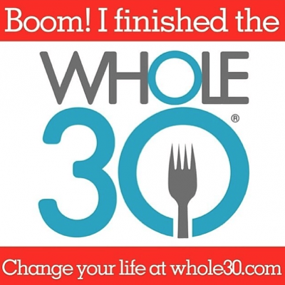 Whole30 Wrap Party | stephgaudreau.com