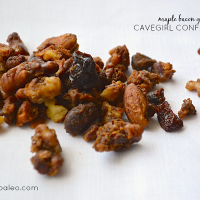 Paleo Snacks from Cavegirl Confections | stephgaudreau.com