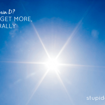 Got Vitamin D? 5 Ways to Get More, Naturally | stephgaudreau.com