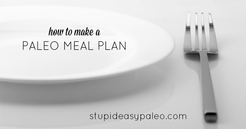 Paleo Meal Planning: A How-To | stephgaudreau.com