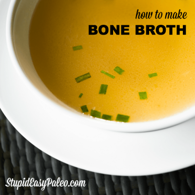 Bone Broth 101 | stephgaudreau.com