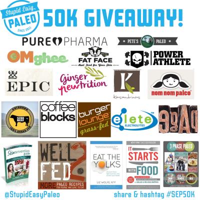 50k Instagram Giveaway | stephgaudreau.com