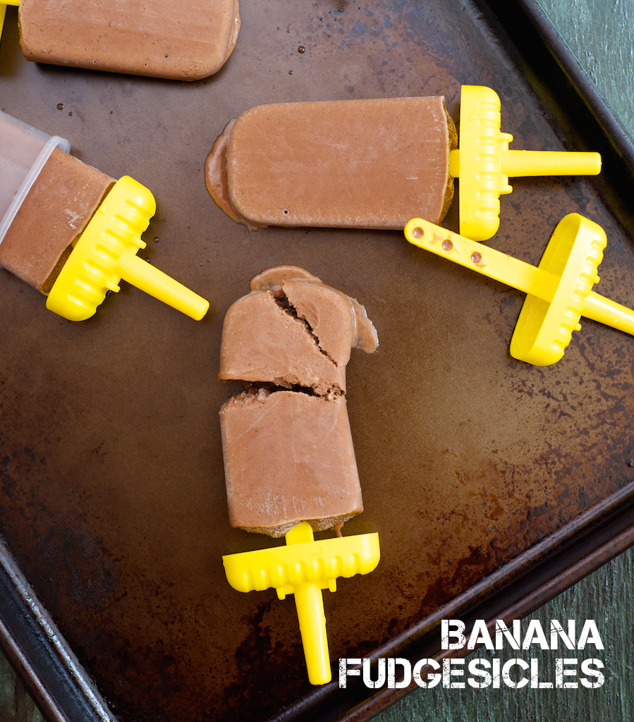 Banana Fudgesicles 2