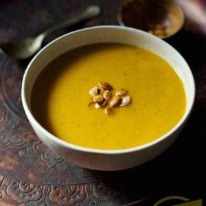 Curried Kabocha Squash Soup—Paleo & Whole30 | stephgaudreau.com