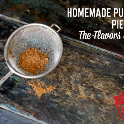 Homemade Pumpkin Pie Spice | stephgaudreau.com