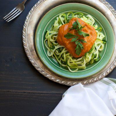 "Butternut Squash ""Pasta"" Sauce—Paleo & Whole30 | stephgaudreau.com"