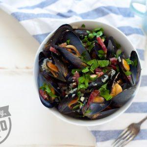 Moules et Frites—Mussels & Fries | stephgaudreau.com