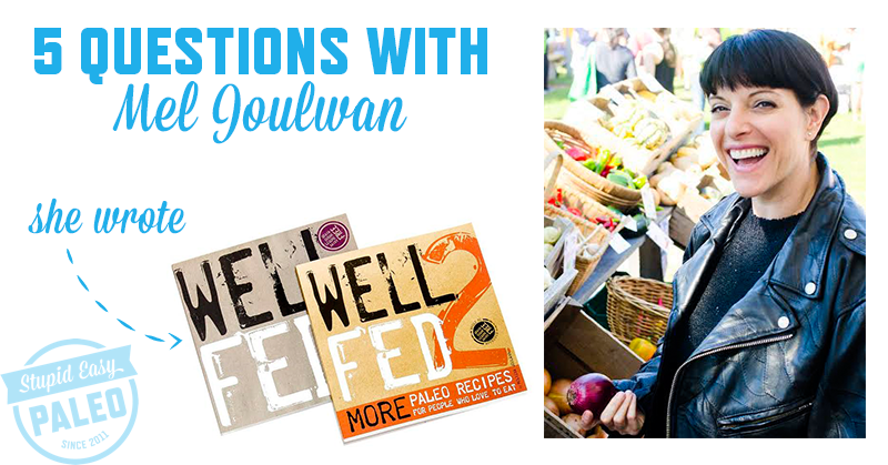 5 Questions with Mel Joulwan | stephgaudreau.com