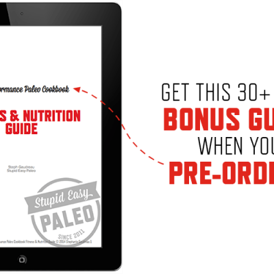 Bonus Fitness & Nutrition Guide | stephgaudreau.com