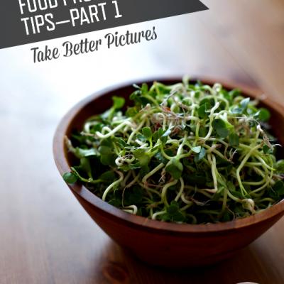 Food Photography Tips—Part 1 | stephgaudreau.com