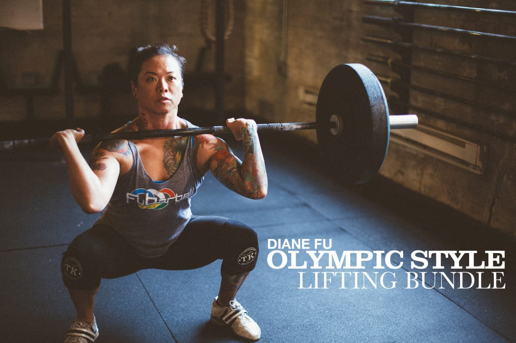 Learn Olympic Weightlifting—Diane Fu | stephgaudreau.com