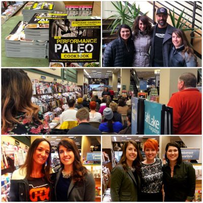 Performance Paleo Book Tour: Part 1 Recap | stephgaudreau.com