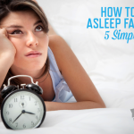 How to Fall Asleep Faster: 5 Natural Tips | stupideasypaleo.com
