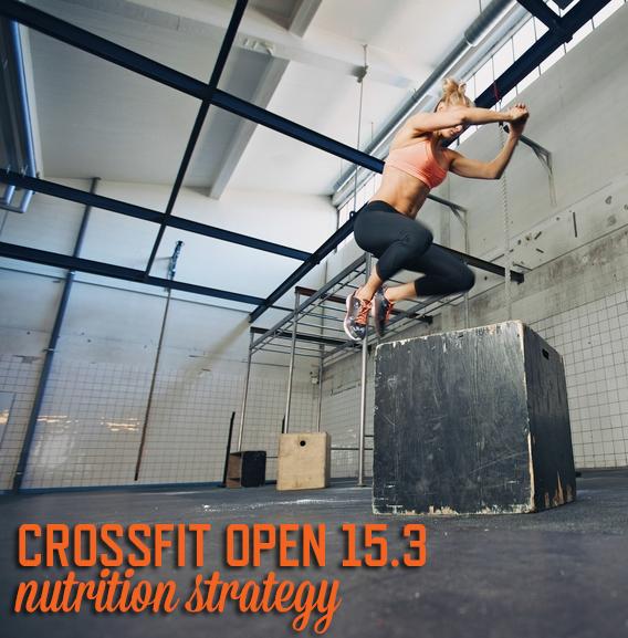 CrossFit Open 15.3 Nutrition Strategy | stupideasypaleo.com