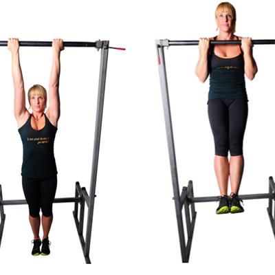 ManBearPig Workout: Lift Weights Faster by Jen Sinkler   stephgaudreau.com