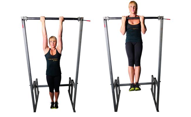 ManBearPig Workout: Lift Weights Faster by Jen Sinkler | stephgaudreau.com