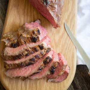 How To Reverse Sear the Perfect Steak | stephgaudreau.com