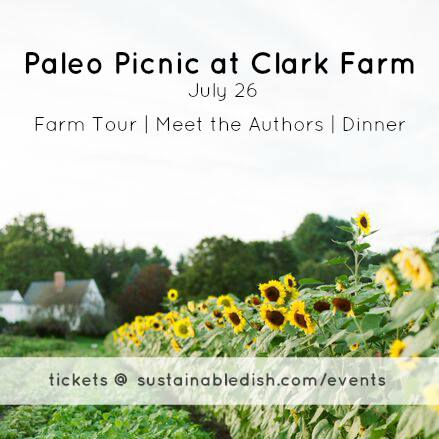 Paleo Cookbook Tour | stephgaudreau.com