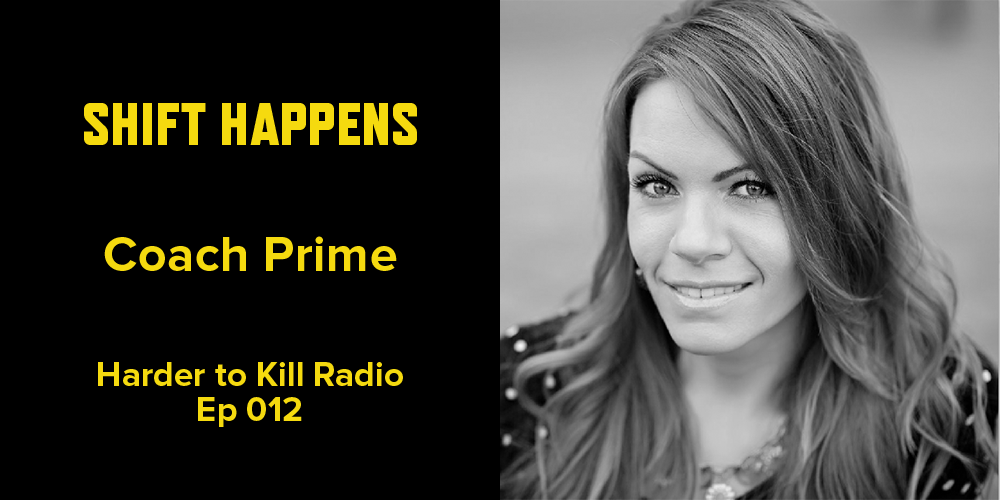 Harder to Kill Radio 012 - Coach Prime | stupideasypaleo.com